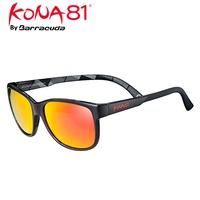 美國Barracuda KONA81 運動時尚太陽眼鏡-黑灰轉印