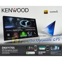 Kenwood DNX9170S 7 WiFi HDMI Apple CarPlay Android Auto Garmin Navigation