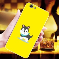 For VIVO Y71 Simple multi-picture TPU phone case