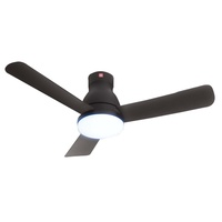 KDK U48FP 120CM Ceiling Fan Black