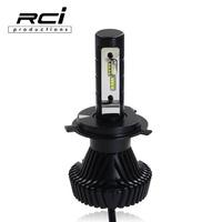 汽機車 LED大燈 白光 6500K 飛利浦晶片 H4 H7 H11 9012 9005 9006 D2S 等規格