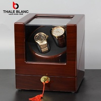 Watch Winder Mute Motor Automatic Box Analog Watch Winder Watch Roll Case Transducer Watch Box Automatic
