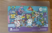 tokidoki japan ezlink card