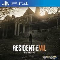 小菱資訊站《PS4》【惡靈古堡7 Resident Evil Biohazard】中文黃金版 全新品