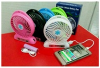 mini mini fan + powerbank SJ0150 K010
