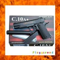 ปืนสั้นบีบีกัน C10A+ Colt M1911 Warrior