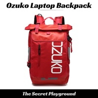 Ozuko Rugged WaterProof Laptop Backpacks for Work Travel Leisure