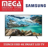 SAMSUNG UA55RU7100 55INCH UHD SMART LED TV / LOCAL WARRANTY