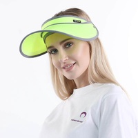 Women Summer Empty Top Sun Hat Anti-UV Sunscreen Hat