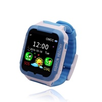 OurGoal FREZEN Smart Watches for Kids Children LBS Watch for Apple Android Phone Smart Baby Watch Smartwatch Children Smart Electronics