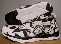 REEBOK CLASSIC FuryLite Graphic AQ9859 SNEAKERS STREET KICKS TRAINERS FOOTWEAR SHOES WOMENS