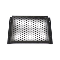CaseLabs Flex-Bay Cover, Triple Bay, Ventilated, metal