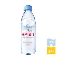 Evian 依雲 礦泉水 500ML*24入 蝦皮24h 現貨