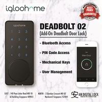 Igloohome Deadbolt Digital Lock 02