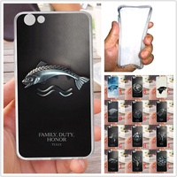 For VIVO Y71 Fish Soft Silicon Case