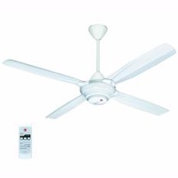 KDK M56SR White Ceiling Fan 12 inch