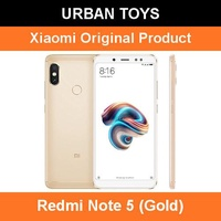 Xiaomi Redmi Note 5 / 3GB+32GB / 4GB+64GB / Ai Dual Camera / 12MP + 5MP Rear Camera / 1 Year Local Warranty Set by Xiaomi Singapore