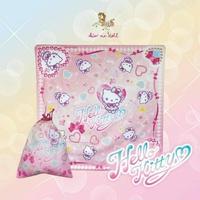 泰國Kiss Me Doll Hello Kitty絲巾