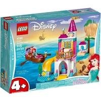 ( 限時現貨區超低價)樂高 LEGO 41160 DISNEY PRINCESS  愛麗兒的海邊城堡