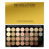 英國makeup revolution 32 eyeshadow palette beyond *32色大地絕美超值眼影