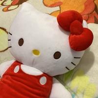 HELLO KITTY貓!長抱枕!