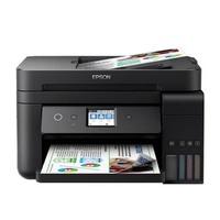 "EPSON L6190 雙網 四合一 ""傳真"" 連續 供墨 多功能事務機 印表機 掃描"