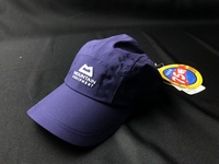 Mountain Equipment  Beth GORE-TEX防水透氣棒球帽(暗紫) MEK-003-k071 Z353【Happy Outdoor 花蓮遊遍天下】