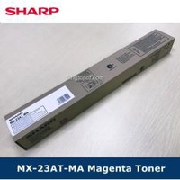 [Original] Sharp MX-23AT Black Cyan Magenta Yellow Toner - MX2310/2310U/2616/2616N/3111/3111U/3116/3116N MX23ATBA MX-23AT-BA MX23 MX-23AT-CA MX23ATCA MX-23AT-MA MX-23AT-YA