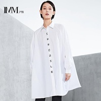 Yin Mo ityc60104 fashion embroidered spring New style shirt