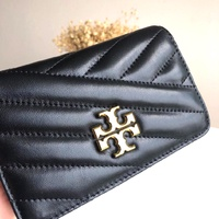 New Tory Burch kira chevron wallet Authentic💯