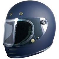 GP5 GP-5 725 素色 消光藍 經典復古樂高帽 全罩 雙D扣 安全帽《裕翔》