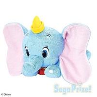 日本景品 正版 日本 Disney 迪士尼 Dumbo 小飛象 趴趴 玩偶 娃娃 趴姿娃娃 正日貨