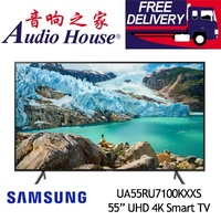 SAMSUNG 55INCH UHD 4K Smart TV RU7100 Series 7 UA55RU7100KXXS