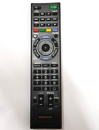 ★Local Shop★ Sony LED/LCD TV Remote Control - Replacement for RM-GD027 and many others (GE-SNY2309R)