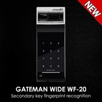 GATEMAN WF-20 WF20 Fingerprint Digital Security Door Lock