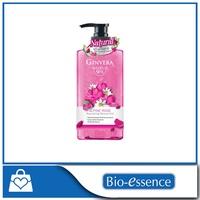 Ginvera World Spa Flower Petal Nourishing Shower Gel Alpine Rose 600ml