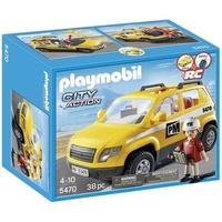 (卡司 正版現貨) Playmobil Special Plus 摩比人 PM05470 現場監督車 摩比積木 禮物