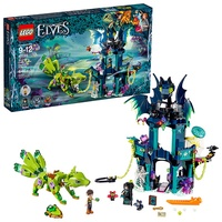 LEGO Elves Noctura s Tower & the Earth Fox Rescue 41194