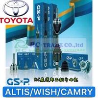豐田 ALTIS WISH CAMRY 傳動軸 傳動軸總成 進口GSP 新品 非整理二手 不須交換(2899元)