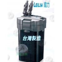 台灣製造 LE-鐳力 外置式圓桶 過濾器 圓桶 方桶 CF1000L/1200L
