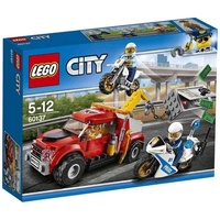 全新 樂高 LEGO 60137 拖吊車追捕行動