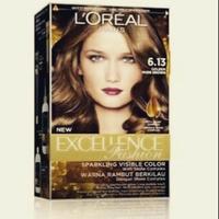 L'OREAL 巴黎萊雅染髮劑(172ml)黃金自然棕色#6.13