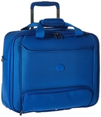 DELSEY Paris Delsey Luggage Chatillon Trolley Tote, Blue