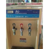 ROTEK 三開關 獨立 冰溫熱 RO逆滲透 開飲機 飲水機 飲水器 立式 落地型 中古 二手 葳錦興業 RK-168