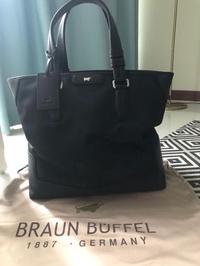 Braun Buffel Tote Bag