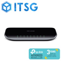 TP-Link TL-SG1008D Switches / Router / Internet / Network / Home / Wifi
