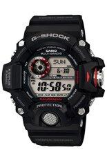 Casio G-Shock Men's Black Resin Strap Watch GW-9400-1 Rangeman