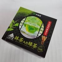 【日本進口】伊藤園~茶寮~高級抹茶入綠茶(三角茶包) $450 / 50袋 #冷沖熱泡都可以