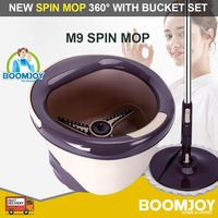 BOOMJOY M9 SPIN DRY MOP