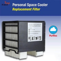 ABH Replacement Filter Core Accessories for Mini Evaporative Air Cooler Personal Fan
